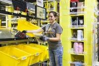 Amazon Revealed Its Newest Generation DC Utilizing Robotics on Cyber Monday