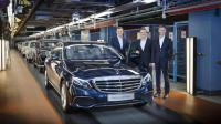 Mercedes-Benz Begins The Production Of New E-Class At German Plant