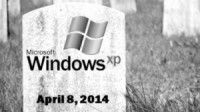 Expiration of Microsoft's Support for Windows XP in April Next Year