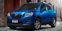 The Holden Trax Shows Its Prices and Details