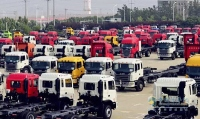 The Biggest Order in JAC Export History Also in China Heavy Trucks Export History