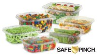 Anchor Packaging Unveils Safe Pinch Tamper-Evident Food Containers