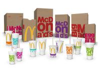 McDonald's Revamps Fast Food Packaging