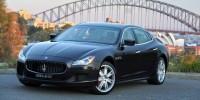 Maserati Quattroporte GTS Priced From $319,800