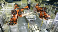 Robots Is Still Firmly in The Hands of Foreign Enterprises