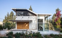 Modern House With Japanese Aesthetic On The Jerusalem Hills