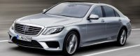 Mercedes-Benz Has Unveiled The New 2014 S 63 AMG Saloon