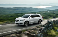 Acura Unveils 2017 Acura MDX with Sport Hybrid Powertrain