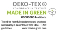 Oeko-Tex Presents 'made in Green' Label
