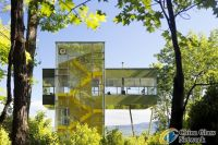 Gluck to Build a Home That Took Advantage of The View While Limiting The Impact on Nature