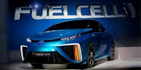 Toyota FCV Hydrogen-Powered Car Has Successfully Been Used as a Power Source in Las Vegas