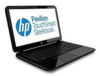 Hewlett-Packard Has Priced Its New Pavilion Touchsmart Sleekbook Laptop at $699