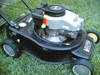 The Victa Lawn Mower Was Invented in 1952