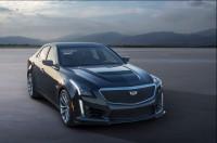 Cadillac Unveils Powerful 2016 CTS-V Luxury Sedan