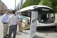 Launched Its Second Generation All-Electric Bus, The Proterra Solution