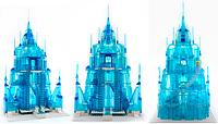 The Proposed Set Comes with Figures of Elsa, Anna, Olaf and The Snow Monster