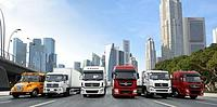Chinese Medium and Heavy Truck Market Suffer Dramatic Decline Since H2 of 2012