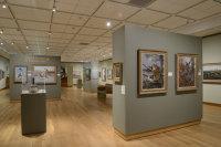 GE's LED Lighting Paints Woodson Art Museum in Crisp