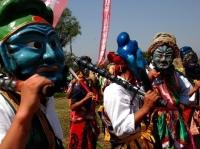 The Nadun Festival Is a Unique Folk Custom in Sanchuan Region