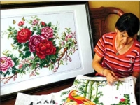 The Introduction of Cross-Stitch Embroidery Art