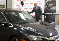 Honda To Invest $52m In Indiana Plant, US