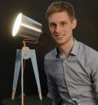 Hrubiak Has Won The Lighting Industry Association's Student Lighting Designer of The Year