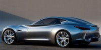 Infiniti Will Launch a Halo Supercar for The 2017/2018 Model Year