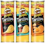 Pringles Has Unveiled a New Tortilla Chips Range,Pringles Tortillas Retain Pringles Shape
