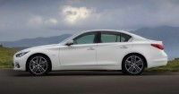 The Infiniti Q50 Will Begin at $51,900 When It Goes on Sale in Australia in February