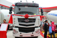 a Number of New Tractors Launched in China