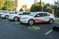 Georgia Power Has Launched a New Fleet of Plug-in Electric Hybrid Chevy Volts
