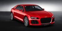 Audi Sport Quattro Concept Will Be Unveiled at Next Week's CES in Las Vegas