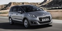 Peugeot 5008 Have Fresh Exterior Styling and a Subtly Revised Cabin