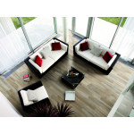 Florim USA's New Pier Collection Evokes The Look of Weathered Hardwood Planks