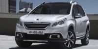 Peugeot 2008 Has Been Revealed in Full Ahead of Its World Premiere