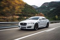 JLR Took The Wraps off Its All-Aluminium Luxury Saloon 'jaguar Xj'