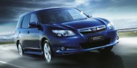 Subaru Liberty Exiga Seven-Seater Will Be Offered with Extra Equipment