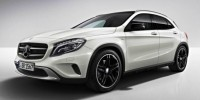 GLA Edition 1 Has Been Revealed a Week After Compact Crossover's Frankfurt Moto Show Debut