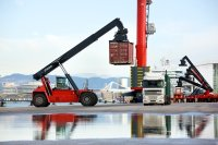 Kalmar Has Been Awarded an Order to Supply 20 Reach-Stackers and 20 Forklift Trucks
