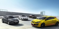 The Facelifted Renault Megane Has Been Revealed Ahead of Its Debut at Frankfurt Motor Show