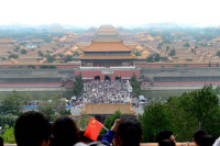 Palace Museum Planning to Cap Number of Visitors