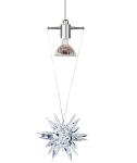 LBL Lighting's Celeste Swarovski Crystal Pendant Twinkles Like an Evening Star