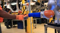 Ford Uses Collaborative Robots to Build Fiesta Cars in Germany