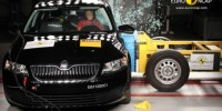 Skoda Octavia Has Been Rated One of The Most Structurally Sound Vehicles