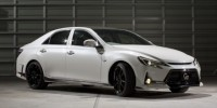 The Toyota Mark X G Sports Carbon Roof Concept Has Been Unveiled at The Tokyo Auto Salon