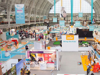 Baby Market Booms as The Baby Show Sees 30 Per Cent Sales Growth