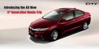 Honda City Has Been Unveiled in India Ahead of Its International Launch in Early 2014