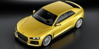 Audi to Put Into Production a Sports Coupe to Fill The Gap Between The Audi Tt and Audi R8