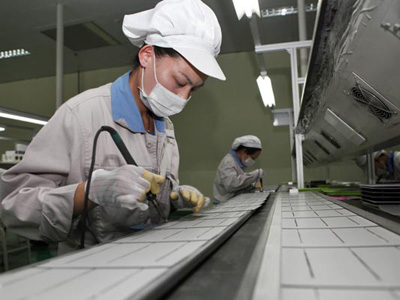China Government Moving Forward with Panel Component Subsidies