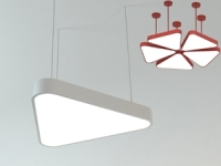 Neonny Invested in Triangle Architectural LED Lighting Product
